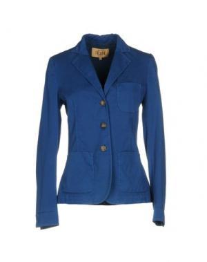 Пиджак ALVIERO MARTINI 1a CLASSE. Цвет: синий