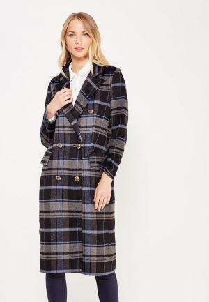 Пальто TrendyAngel. Цвет: серый