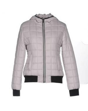 Куртка HANNY DEEP. Цвет: светло-серый