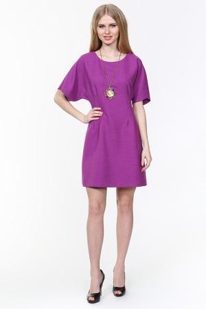 Платье с аксессуаром Asil. Цвет: фиолетовый
