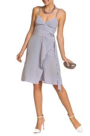 Платье Costume National. Цвет: фиолетовый