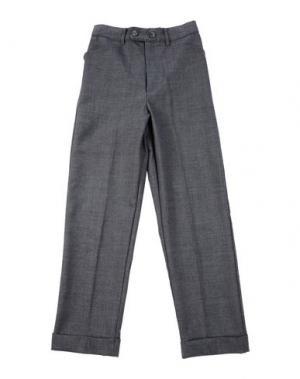 Повседневные брюки ARC-EN-CIEL. Цвет: серый