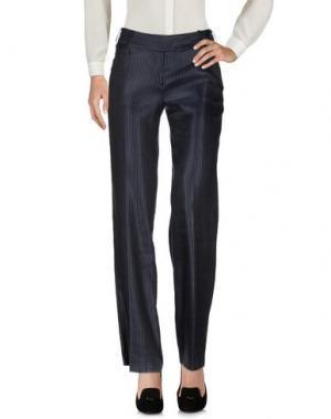 Повседневные брюки ST.EMILE. Цвет: темно-синий