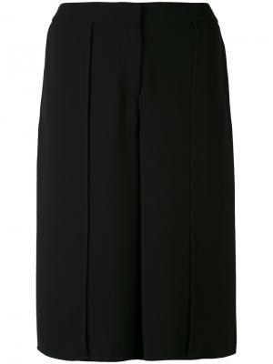 Long tailored shorts Gareth Pugh. Цвет: чёрный