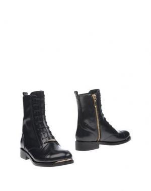 Полусапоги и высокие ботинки RÊVE D'UN JOUR. Цвет: темно-зеленый