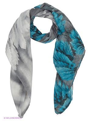 Платок Vero moda. Цвет: морская волна