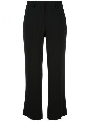 Классические расклешенные брюки Emilio Pucci. Цвет: чёрный