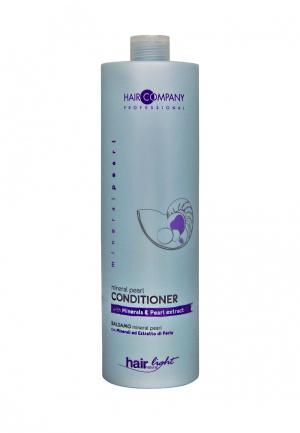 Бальзам для волос Hair Company Professional. Цвет: голубой