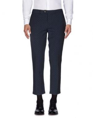 Повседневные брюки •MILANO PARIGI•. Цвет: темно-синий