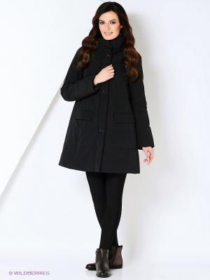 Куртка STEINBERG. Цвет: черный
