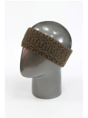 Повязка на голову Wag Сoncept. Цвет: коричневый