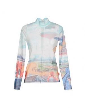 Блузка OPENING CEREMONY. Цвет: небесно-голубой
