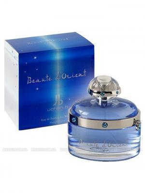 Парфюмерная вода Beaute dOrient women Линии JOHAN B GEPARLYS. Цвет: голубой
