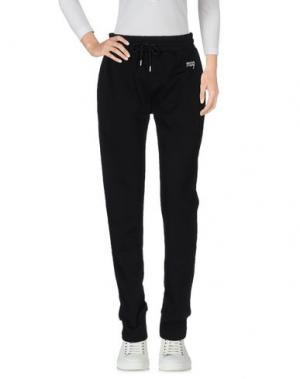Повседневные брюки McQ Alexander McQueen. Цвет: черный
