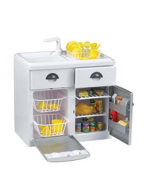 Игровой набор Кухонная мебель с аксессуарами т.м. Casdon. Цвет: белый