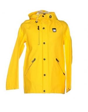 Легкое пальто BLAUER. Цвет: желтый