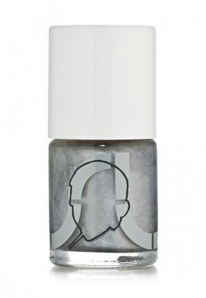 Лак для ногтей Uslu Airlines. Цвет: серебряный