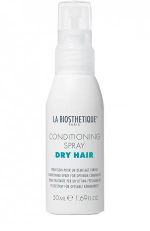 Спрей-кондиционер для сухих волос La Biosthetique. Цвет: бесцветный