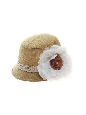 Шляпа Modniki. Цвет: коричневый