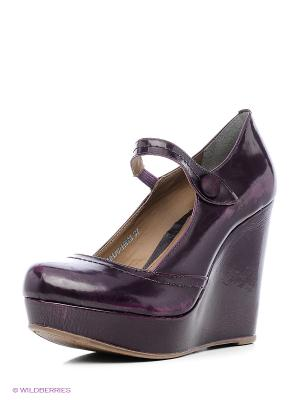 Туфли Cravo&Canela. Цвет: фиолетовый