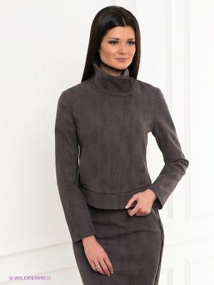 Куртка Folgore. Цвет: лиловый, темно-серый
