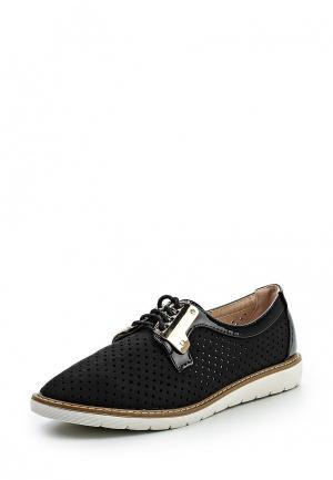 Ботинки Guapissima. Цвет: черный