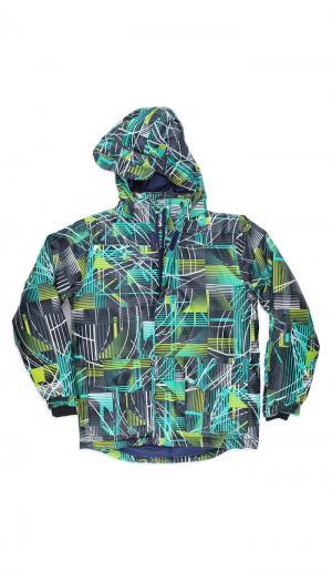 Куртка Дипп A830 B158 ТВОЕ. Цвет: зеленый