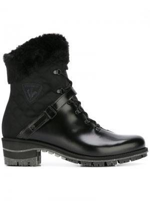 Ботинки Megeve Rossignol. Цвет: чёрный