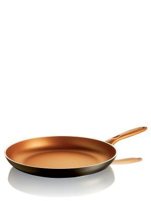 Сковорода блинная Frabosk. Цвет: черный, бронзовый