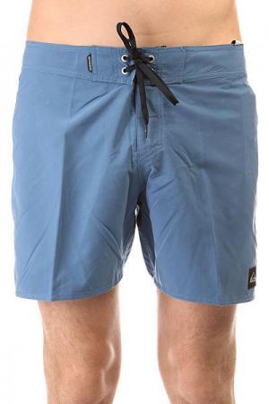 Шорты пляжные  Everyday Short Bdsh Federal Blue Quiksilver. Цвет: голубой