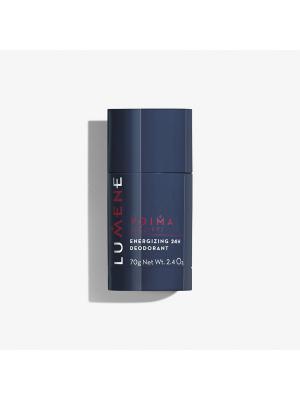 Lumene Voima Энергетический дезодорант 24 часа. 70 г. Цвет: прозрачный