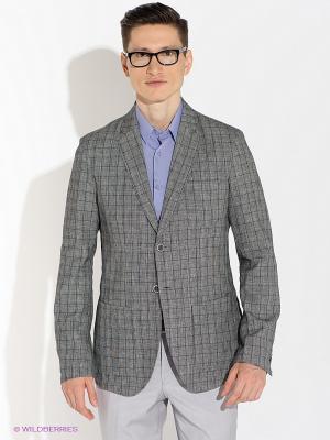 Пиджак Alfred Muller. Цвет: серый