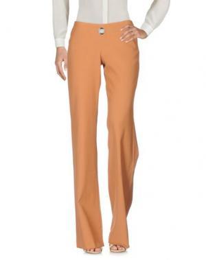 Повседневные брюки DIRK BIKKEMBERGS. Цвет: коричневый