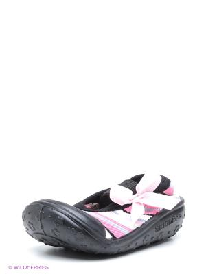 Пинетки SKIDDERS. Цвет: бледно-розовый