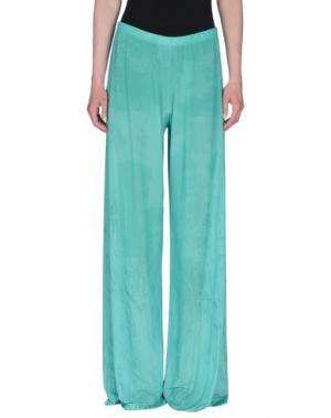 Повседневные брюки SAVE THE QUEEN. Цвет: зеленый