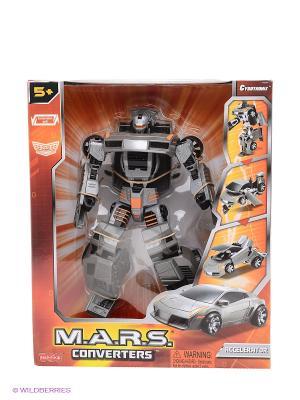 Робот трансформер - спорт Hap-P-Kid. Цвет: серый
