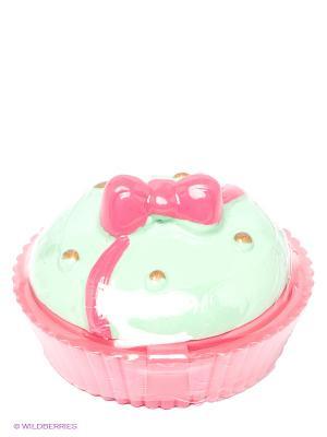 Бальзам для губ Время десерта Desert Time Lip Balm, 02 Pink Cup Cake (арбуз), 7 г Holika. Цвет: светло-коралловый