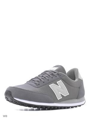 Кроссовки NEW BALANCE 410. Цвет: серый