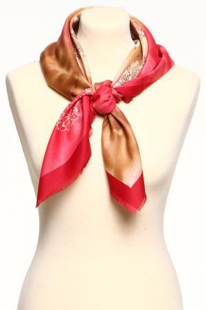Платок Frantelli. Цвет: розовый, бежевый