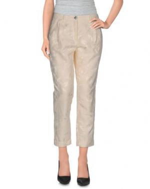 Повседневные брюки ATTIC AND BARN. Цвет: слоновая кость