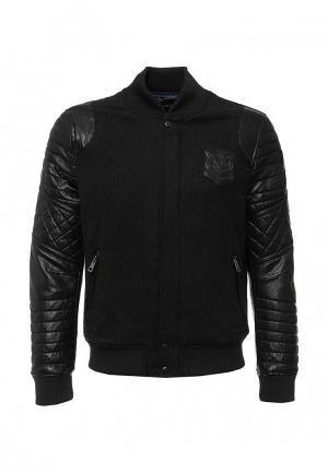Куртка Tony Backer. Цвет: серый