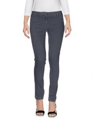 Джинсовые брюки COAST WEBER & AHAUS. Цвет: свинцово-серый
