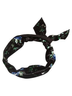 Повязка Aiyony Macie. Цвет: черный, зеленый, синий