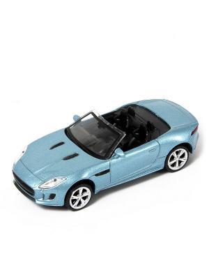 Машина металлическая HOFFMANN. Цвет: голубой