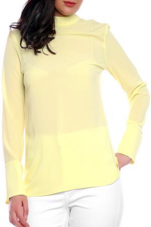Блуза Emma Monti. Цвет: yellow