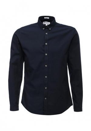 Рубашка Lindbergh. Цвет: синий