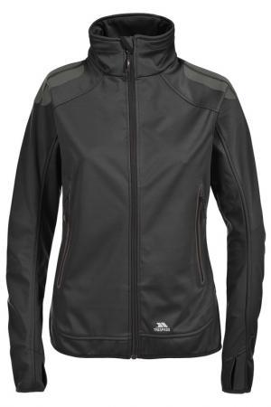 Спортивная куртка Trespass. Цвет: black