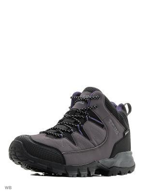 Ботинки REGATTA. Цвет: серый