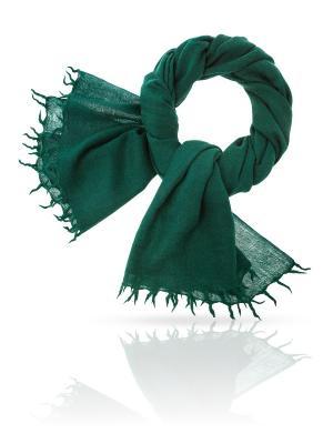 Палантин MICHEL KATANA`. Цвет: темно-зеленый
