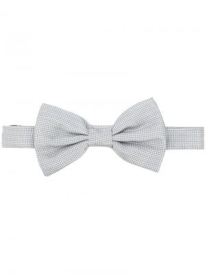 Plain bow tie Corneliani. Цвет: серый
